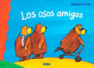 Los osos amigos